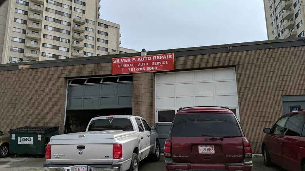 Silver F. Auto Repair - car repair    Photo 1 of 1   Address: 1420 N Shore Rd, Revere, MA 02151, USA   Phone: (781) 286-3668