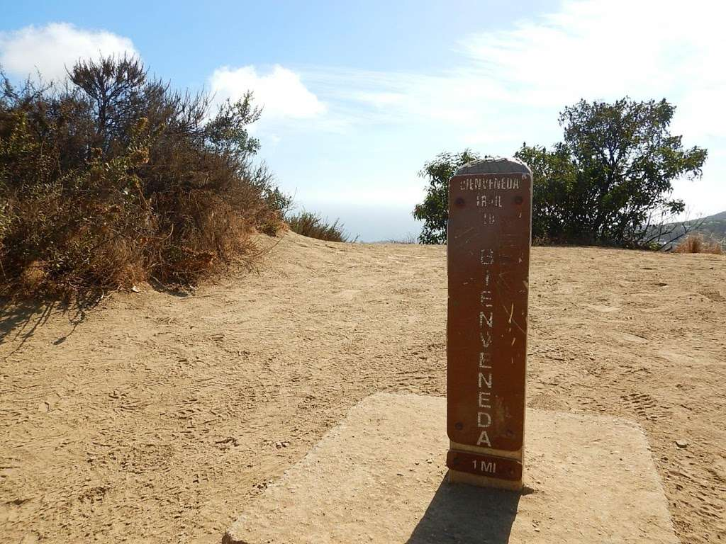 Viewpoint at Temescal Ridge Trail - park  | Photo 6 of 10 | Address: Temescal Ridge Trail, Pacific Palisades, CA 90272, USA