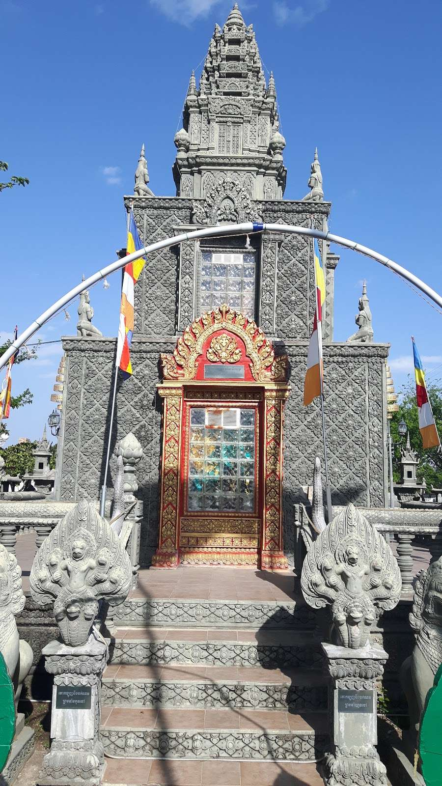 Cambodia Buddhist - museum  | Photo 1 of 10 | Address: 5701 Crystal Lake Blvd, Dallas, TX 75236, USA