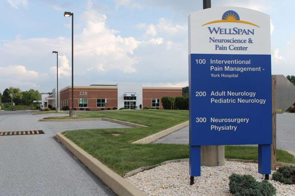 WellSpan Neurosurgery - doctor  | Photo 4 of 10 | Address: 228 St Charles Way #300, York, PA 17402, USA | Phone: (717) 812-5400