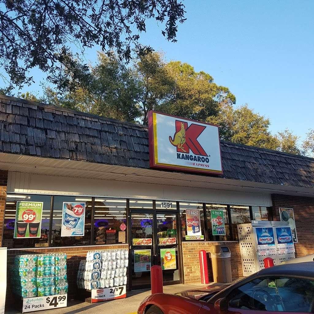 Kangaroo Express - convenience store  | Photo 1 of 1 | Address: 1591 Dunlawton Ave, Port Orange, FL 32127, USA | Phone: (386) 761-4611