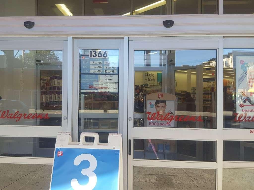 Walgreens - convenience store    Photo 2 of 10   Address: 1366 Broadway, Brooklyn, NY 11221, USA   Phone: (718) 452-6391