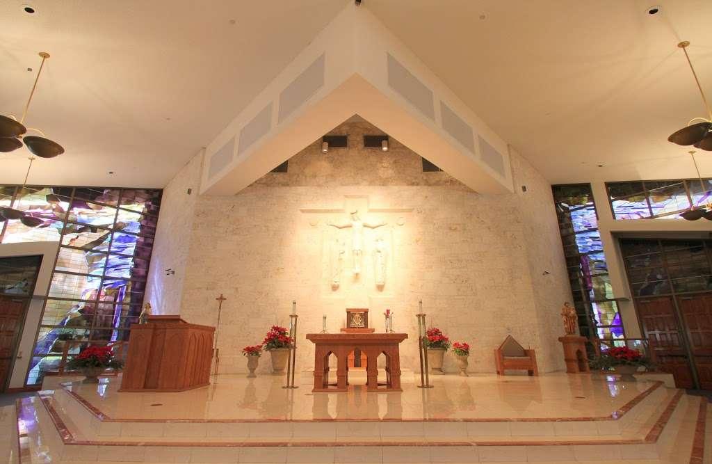 Our Lady of Lourdes Church - church  | Photo 1 of 10 | Address: 22094 Lyons Rd, Boca Raton, FL 33428, USA | Phone: (561) 483-2440