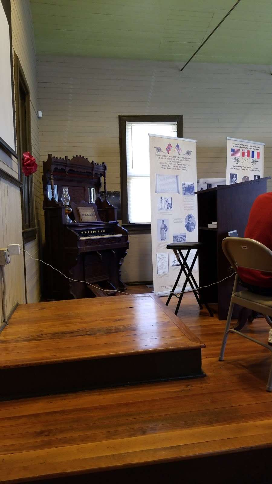 Diggs Johnson Museum - museum  | Photo 4 of 5 | Address: 2426 Offutt Rd, Woodstock, MD 21163, USA | Phone: (443) 675-7282