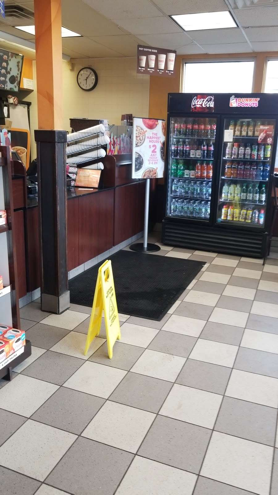 Dunkin Donuts - cafe  | Photo 9 of 10 | Address: 402 Grand St #436, Jersey City, NJ 07302, USA | Phone: (201) 309-0777