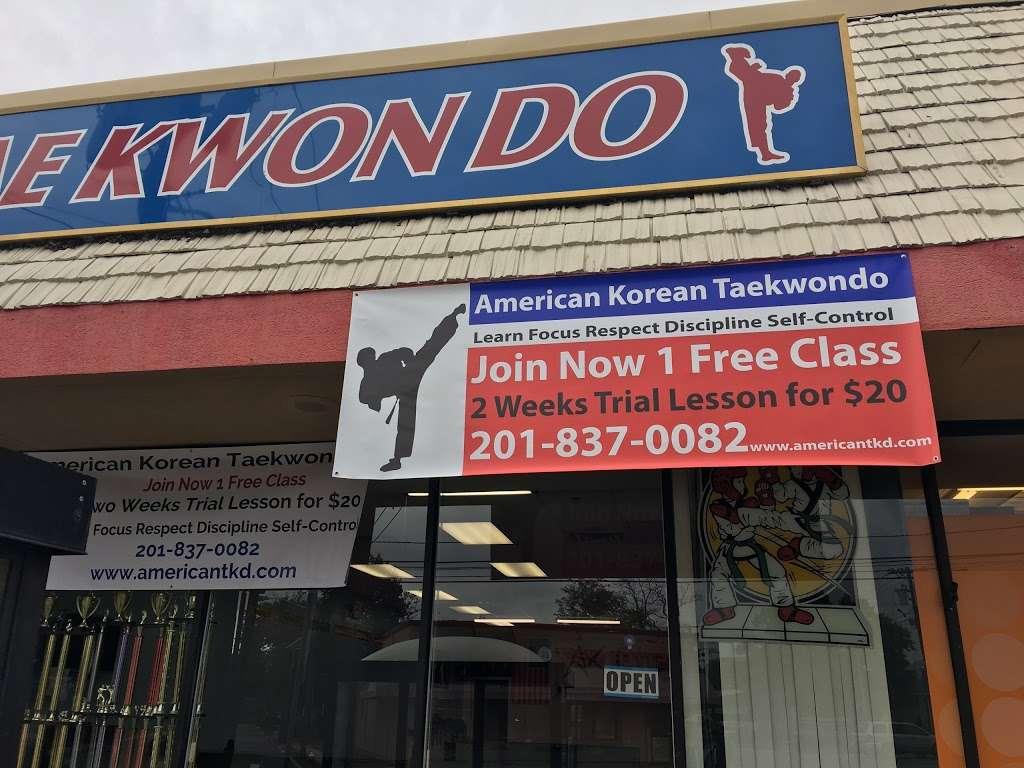 American Korean Taekwondo - health  | Photo 6 of 10 | Address: 1560 Teaneck Rd, Teaneck, NJ 07666, USA | Phone: (201) 837-0082