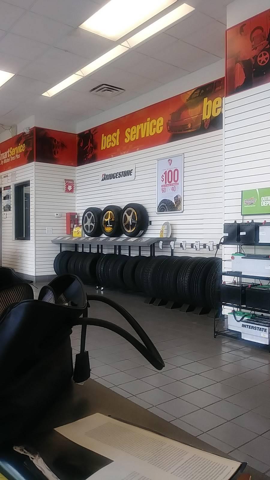 Michel Tires Plus - car repair  | Photo 10 of 10 | Address: 272 W Mitchell Ave, Cincinnati, OH 45232, USA | Phone: (513) 401-7188