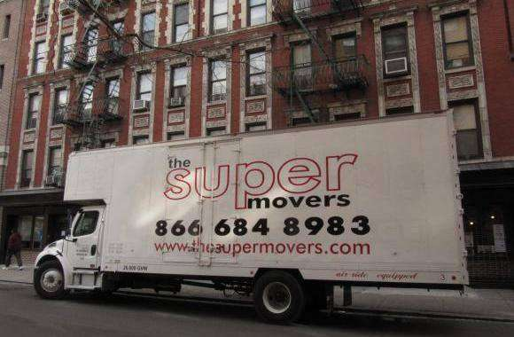 The Super Movers - moving company  | Photo 4 of 6 | Address: 145 Columbia St, Brooklyn, NY 11231, USA | Phone: (866) 684-8983