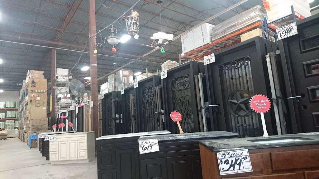 Builders Surplus-Houston, Texas - store  | Photo 6 of 10 | Address: 4660 Pine Timbers St #100, Houston, TX 77041, USA | Phone: (713) 462-3700