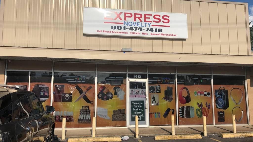 EXPRESS NOVELTY INC. - store  | Photo 1 of 6 | Address: 1612 Getwell Rd, Memphis, TN 38111, USA | Phone: (901) 474-7419