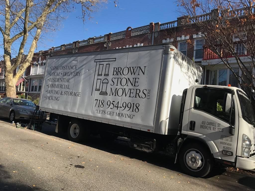 Brownstone Movers - moving company  | Photo 1 of 10 | Address: 450 Carroll St, Brooklyn, NY 11215, USA | Phone: (929) 320-5755