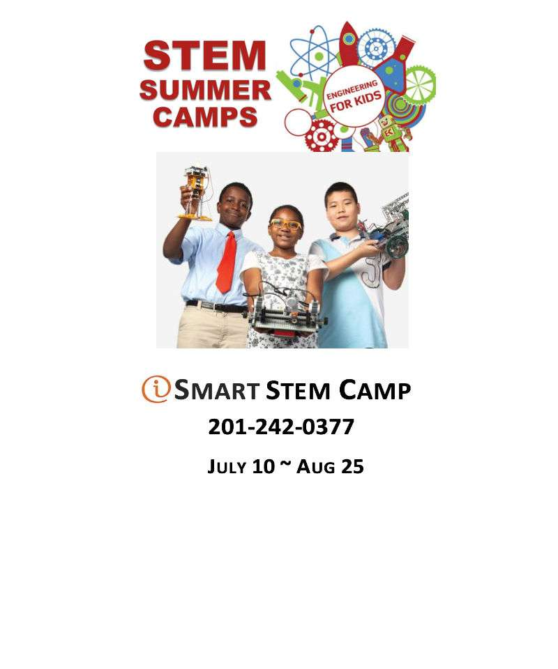 iSmart Science After-School at Hanal - school  | Photo 5 of 5 | Address: 260 Harrison St, Leonia, NJ 07605, USA | Phone: (201) 741-7842