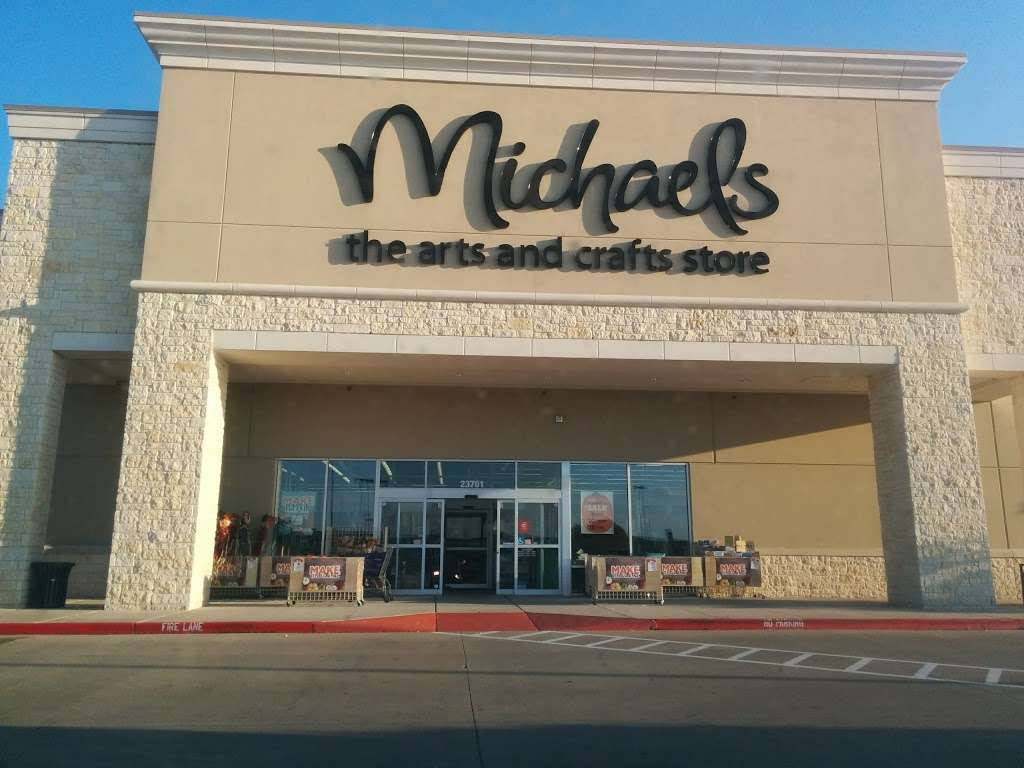 Michaels - store  | Photo 6 of 10 | Address: 23701 Brazos Town Crossing, Rosenberg, TX 77469, USA | Phone: (832) 595-8011