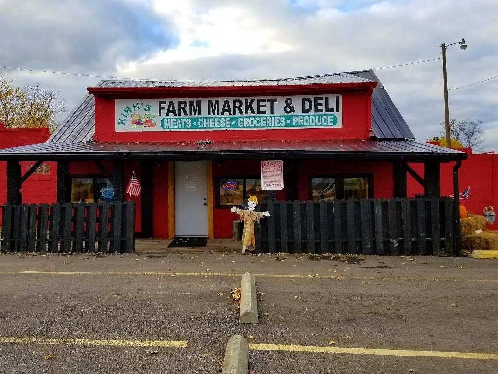 Kirks Farm Market - store  | Photo 1 of 8 | Address: 4255 Harrisburg Pike, Grove City, OH 43123, USA | Phone: (614) 315-0442