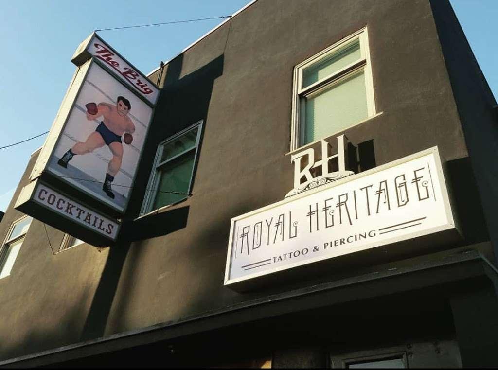 Royal Heritage Tattoo & Piercing - jewelry store  | Photo 5 of 10 | Address: 1515 Abbot Kinney Blvd, Venice, CA 90291, USA | Phone: (323) 782-9977