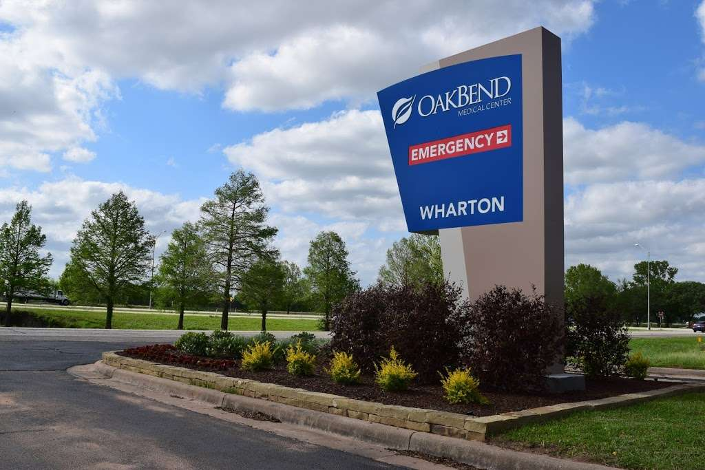 OakBend Medical Center - Wharton Hospital Campus - hospital  | Photo 6 of 9 | Address: Road, 10141 US-59, Wharton, TX 77488, USA | Phone: (281) 344-5000