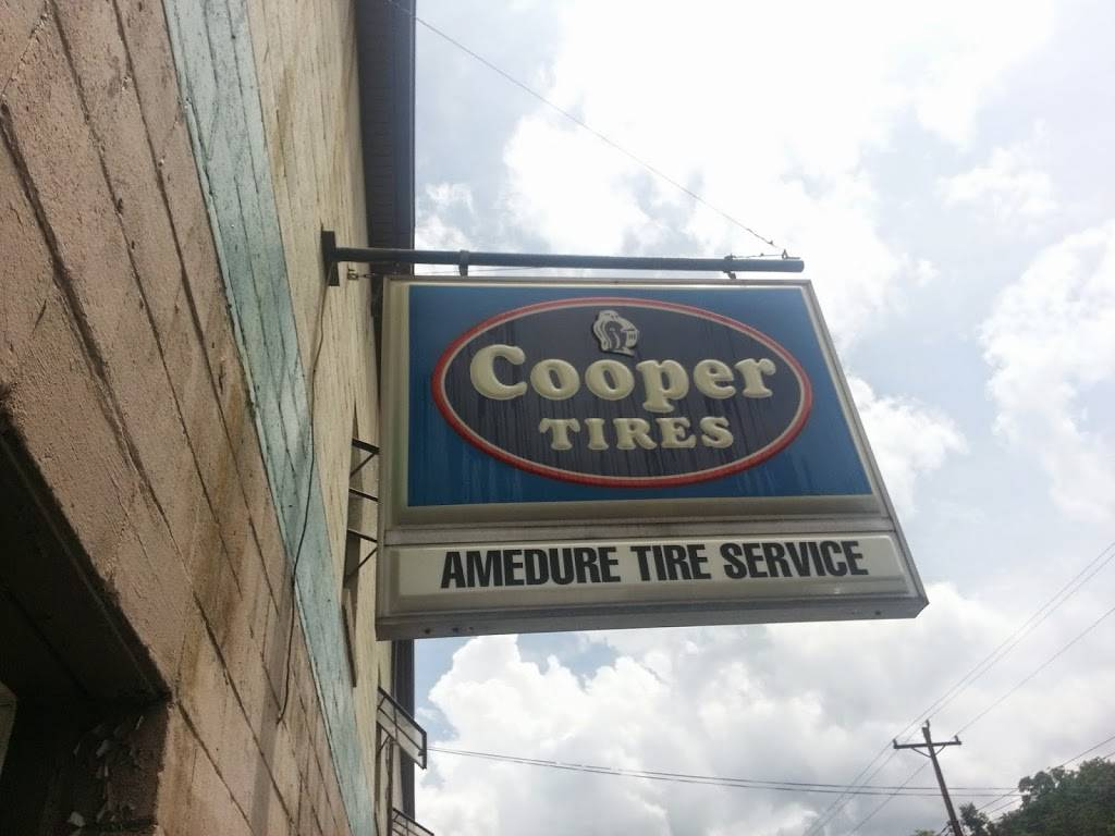 Amedure Tire Service - car repair  | Photo 1 of 1 | Address: 550 McNeilly Rd, Pittsburgh, PA 15226, USA | Phone: (412) 563-1009