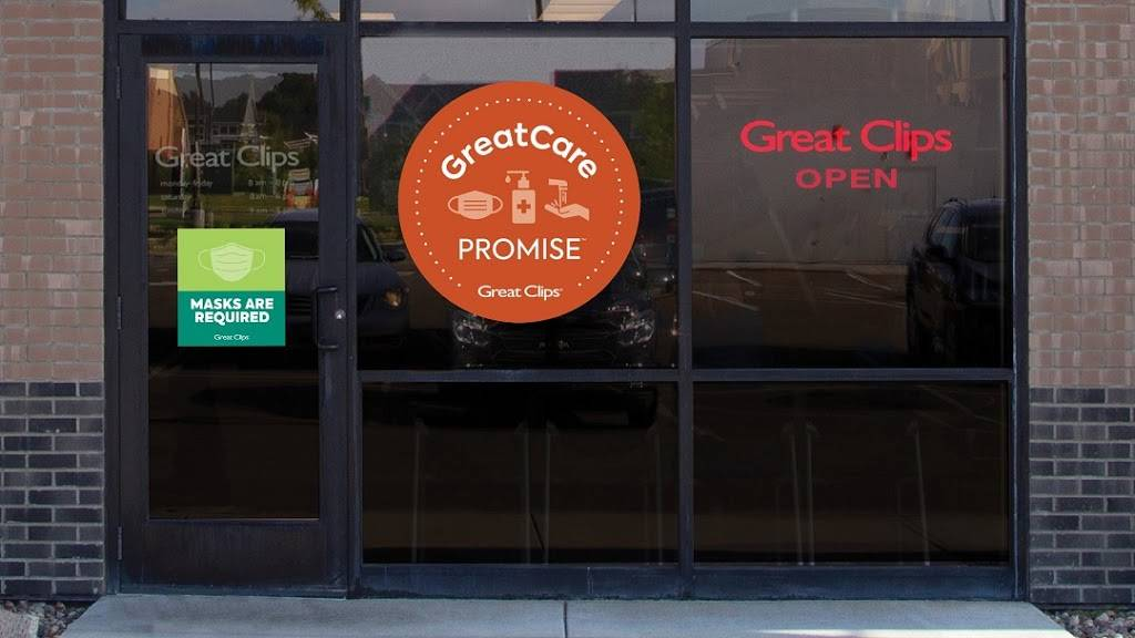Great Clips - hair care  | Photo 1 of 5 | Address: 8861 Ladue Rd Ste A, St. Louis, MO 63124, USA | Phone: (314) 725-1427