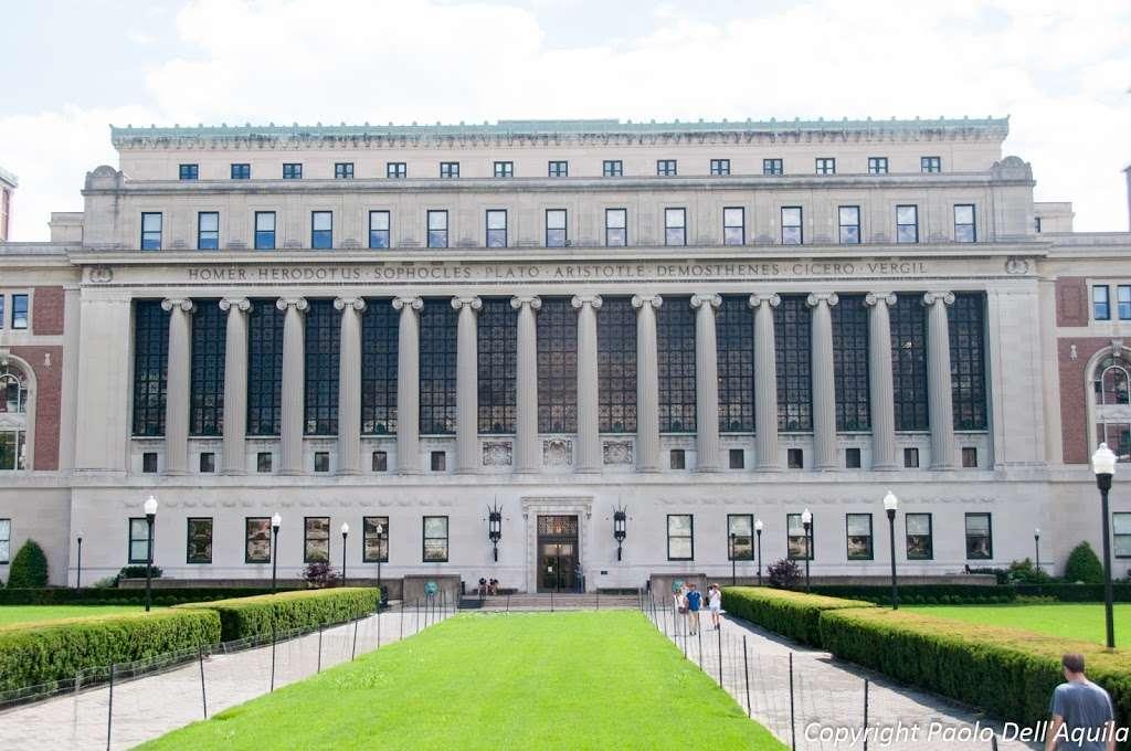 Columbia University - university  | Photo 1 of 10 | Address: 116th St & Broadway, New York, NY 10027, USA | Phone: (212) 854-1754