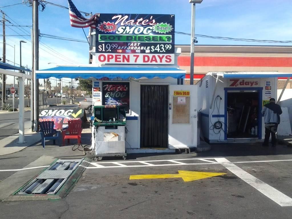 Nates Smog N Go Gas & Diesel - gas station  | Photo 4 of 9 | Address: 5782 E Charleston Blvd, Las Vegas, NV 89142, USA | Phone: (702) 438-4555