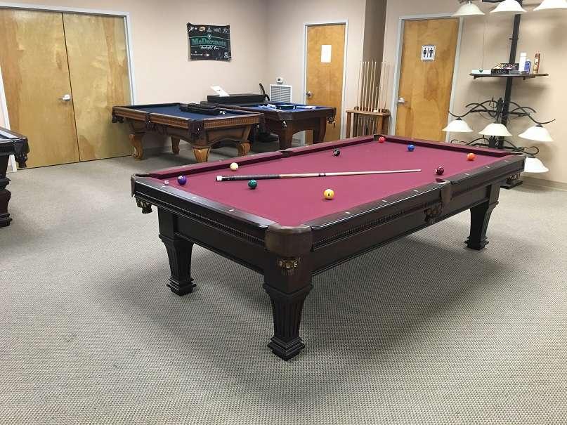 Pooltables.com - store  | Photo 3 of 10 | Address: 155 Campus Dr, Edison, NJ 08837, USA | Phone: (973) 607-3267