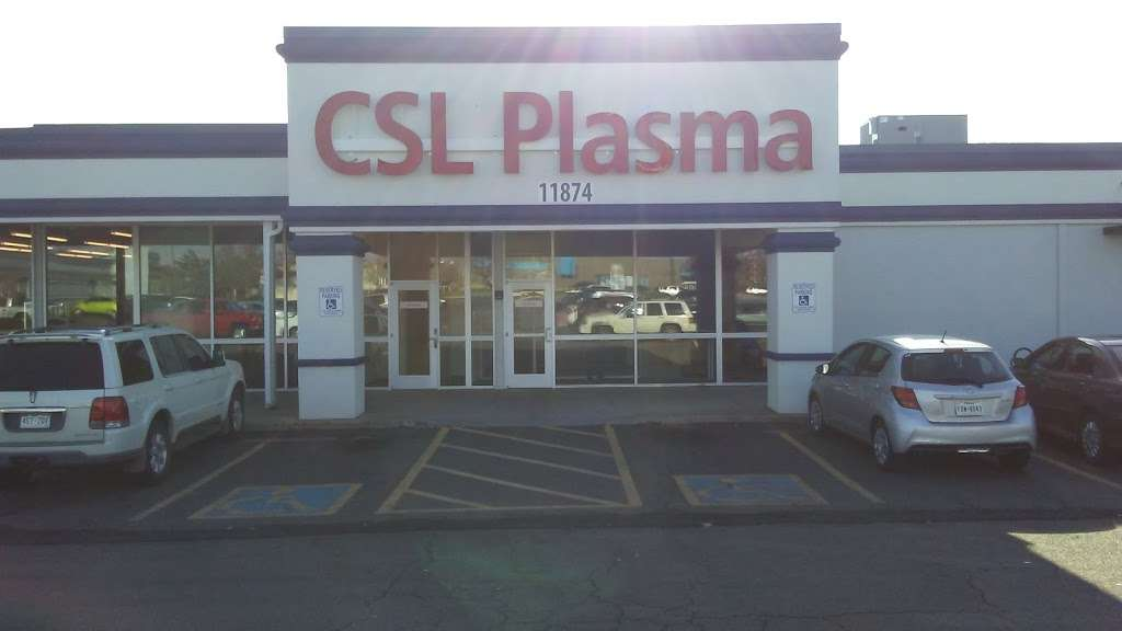 CSL Plasma - Health | 11874 Washington St, Northglenn, CO 80233, USA