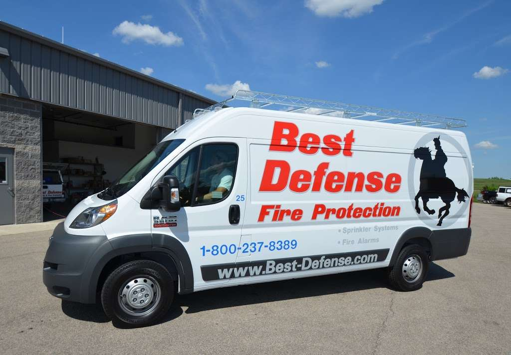 Best Defense Fire Protection & Security - electronics store  | Photo 9 of 9 | Address: 17020 W Glendale Dr, New Berlin, WI 53151, USA | Phone: (414) 255-3942