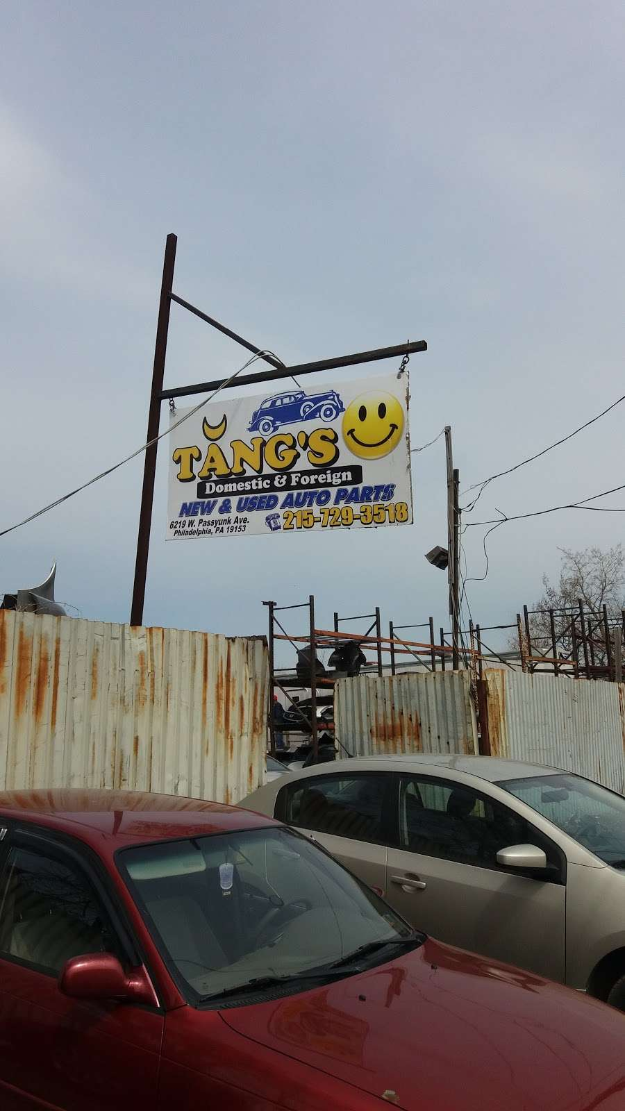 Tangs Auto Parts - car repair  | Photo 2 of 2 | Address: 6219 Passyunk Ave, Philadelphia, PA 19153, USA | Phone: (215) 729-3518