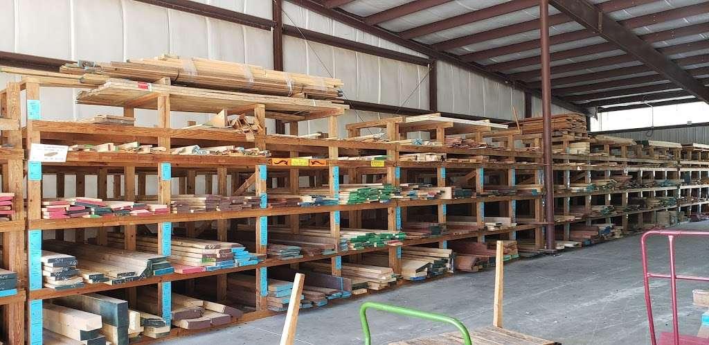 Hardwood Lumber & Millwork - store  | Photo 10 of 10 | Address: 4316 Wallace Rd, Lakeland, FL 33812, USA | Phone: (863) 646-8681