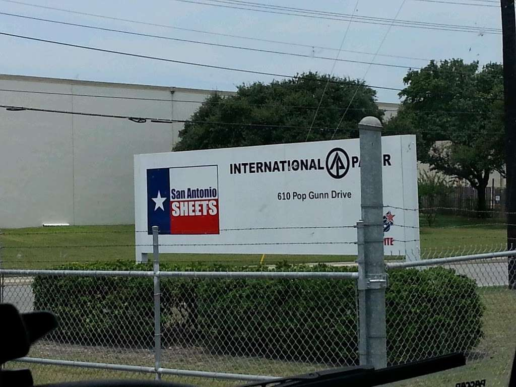 International Paper - store  | Photo 8 of 9 | Address: 610 Pop Gunn St, San Antonio, TX 78219, USA | Phone: (210) 661-8543