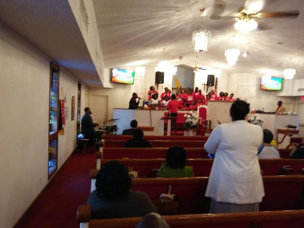 Bethany Missionary Baptist Church - church  | Photo 1 of 8 | Address: Houston, TX 77009, USA | Phone: (713) 224-9813