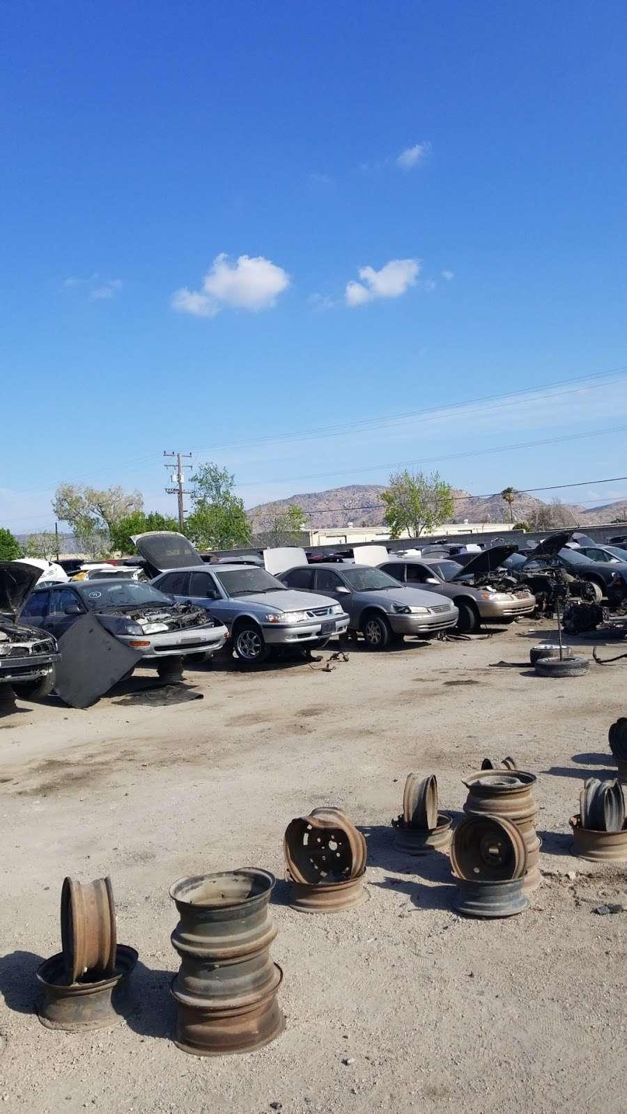 LKQ Pick Your Part - Fontana - car repair  | Photo 6 of 10 | Address: 15228 Boyle Ave, Fontana, CA 92337, USA | Phone: (800) 962-2277