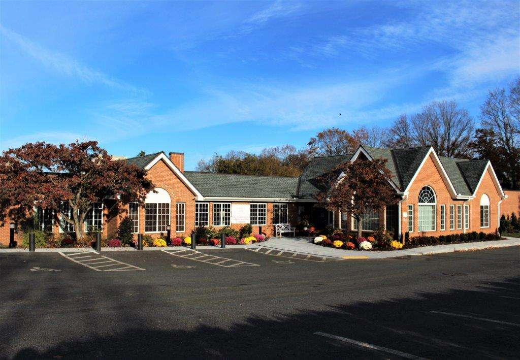 Lutheran Home Of Southbury Health 990 Main St N Southbury Ct