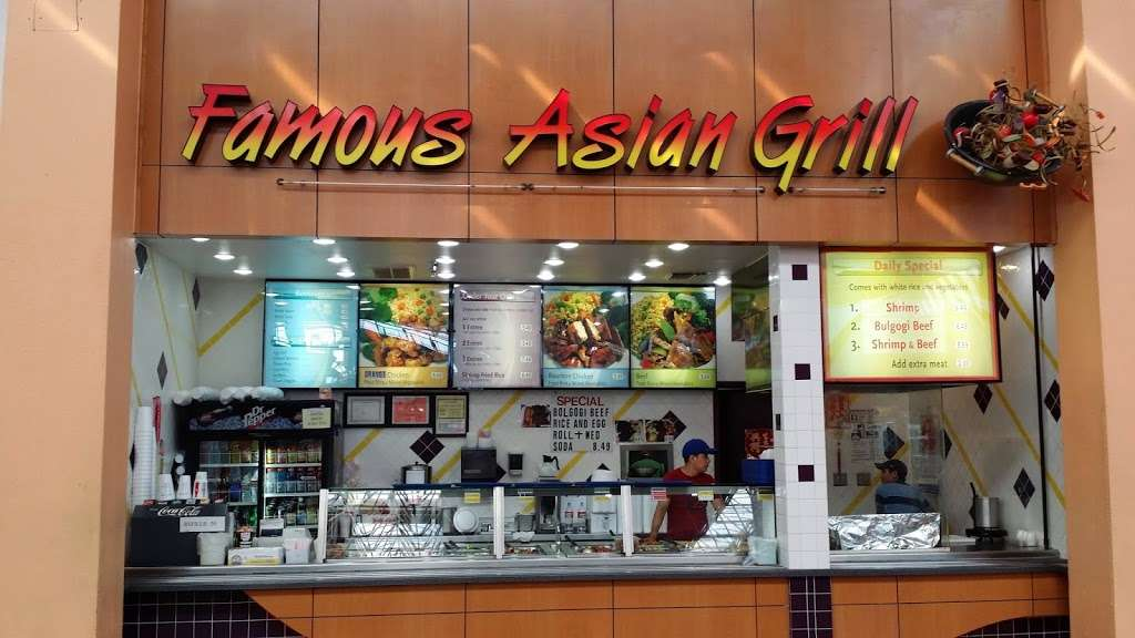 Famous Asian Grill - restaurant  | Photo 1 of 2 | Address: 1496 San Jacinto Mall, Baytown, TX 77521, USA | Phone: (281) 421-0838