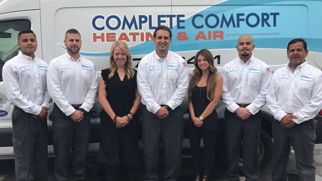 Complete Comfort Heating & Air - plumber  | Photo 1 of 10 | Address: 17450 Mt Herrmann St, Fountain Valley, CA 92708, USA | Phone: (949) 742-2995