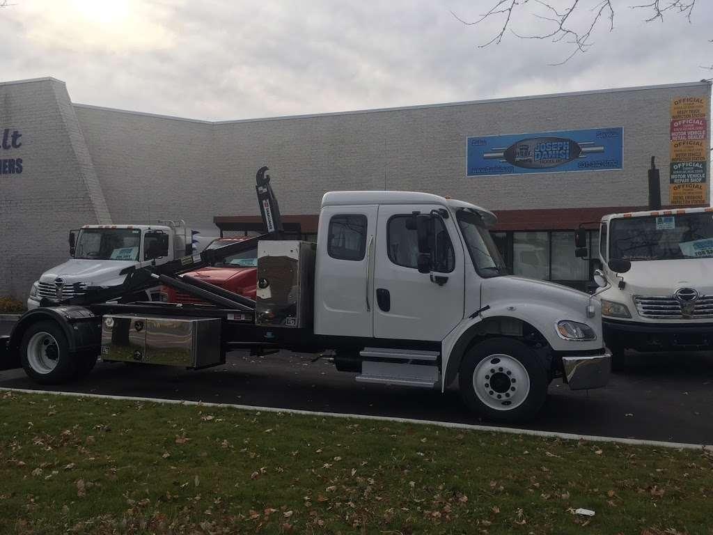 JOSEPH DANISI TRUCKS INC. - car repair    Photo 6 of 7   Address: 1030 Grand Blvd, Deer Park, NY 11729, USA   Phone: (631) 392-4000