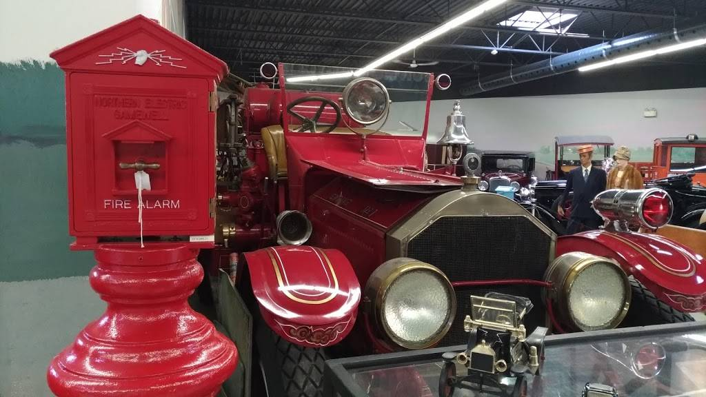 Canadian Transportation Museum - museum  | Photo 4 of 8 | Address: 6155 Arner Townline, Kingsville, ON N9Y 2E5, Canada | Phone: (519) 776-6909