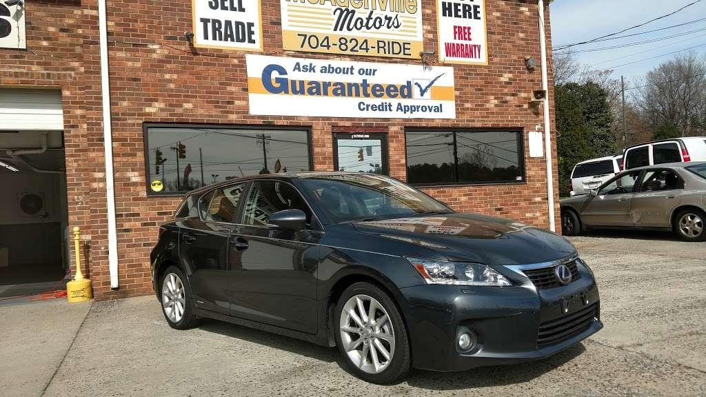Mcadenville Motors Inventory >> Mcadenville Motors Car Dealer 5347 Wilkinson Blvd