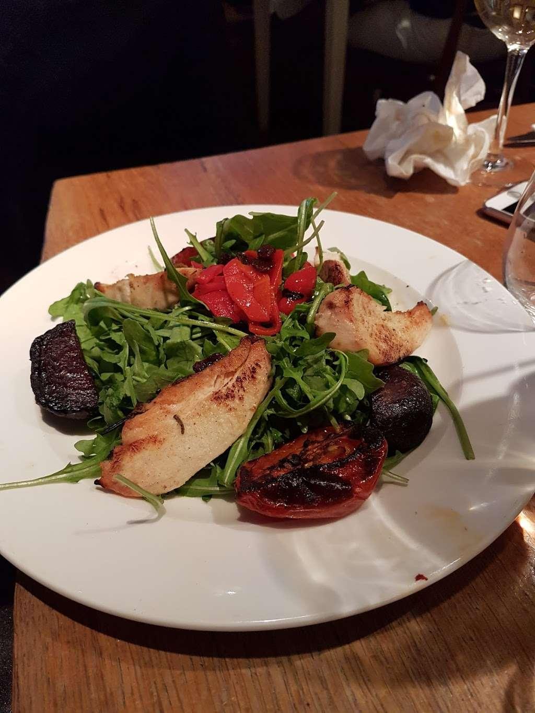 Rocca Di Papa - restaurant    Photo 2 of 10   Address: 75-79 Dulwich Village, London SE21 7BJ, UK   Phone: 020 8299 6333
