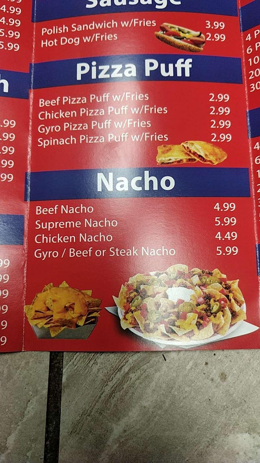 Tasty Chicken & Salad - restaurant  | Photo 8 of 10 | Address: 159 W 95th St, Chicago, IL 60628, USA | Phone: (773) 840-3114