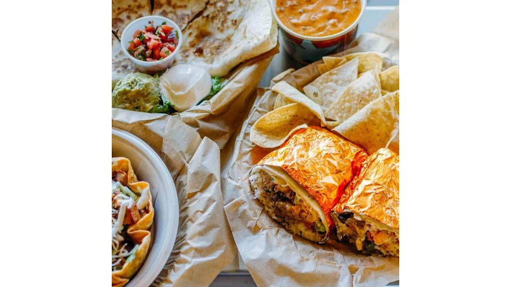 QDOBA Mexican Eats - restaurant  | Photo 1 of 6 | Address: 4000 N, Colorado Blvd Ste 101, Denver, CO 80216, USA | Phone: (303) 333-0841