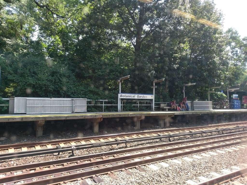 Botanical Gardens Station - museum  | Photo 2 of 7 | Address: 419 Botanical Square S, Bronx, NY 10458, USA | Phone: (212) 490-3460