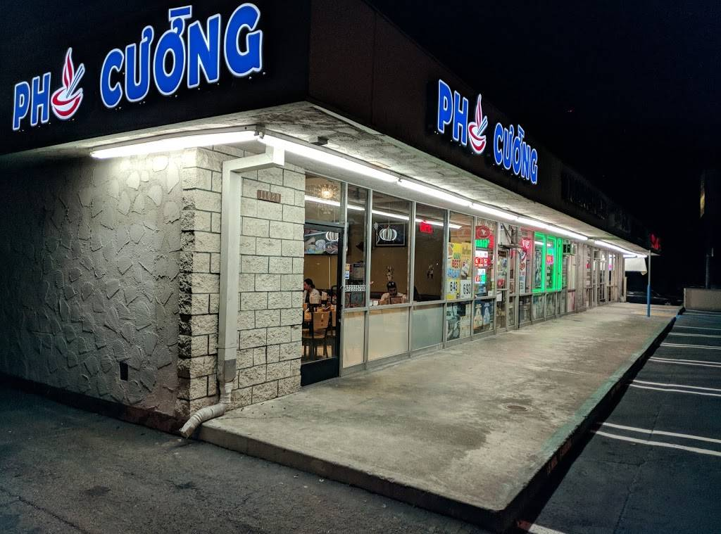 Pho Cuong - restaurant  | Photo 3 of 10 | Address: 11080 S Magnolia St, Garden Grove, CA 92841, USA | Phone: (657) 233-5700