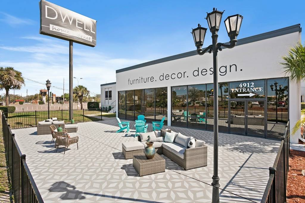 Dwell Home Market - furniture store  | Photo 1 of 10 | Address: 4912 S Lois Ave, Tampa, FL 33611, USA | Phone: (813) 602-0360