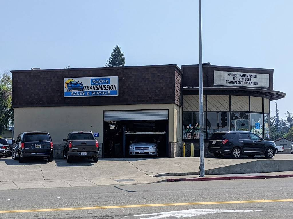 Keiths Transmission Services - car repair  | Photo 4 of 4 | Address: 22312 Redwood Rd, Castro Valley, CA 94546, USA | Phone: (510) 538-0055