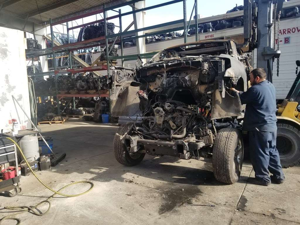SRT AUTO WRECKING - car repair  | Photo 4 of 10 | Address: 15614 Arrow Route unit b, Fontana, CA 92335, USA | Phone: (909) 346-0004