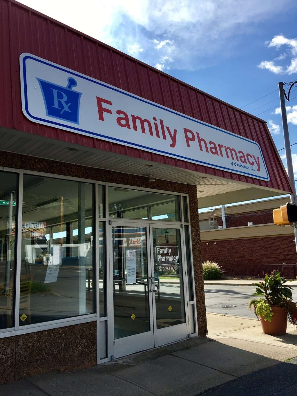 Family Pharmacy of Carbondale - pharmacy  | Photo 2 of 3 | Address: 70 N Church St, Carbondale, PA 18407, USA | Phone: (570) 281-6300