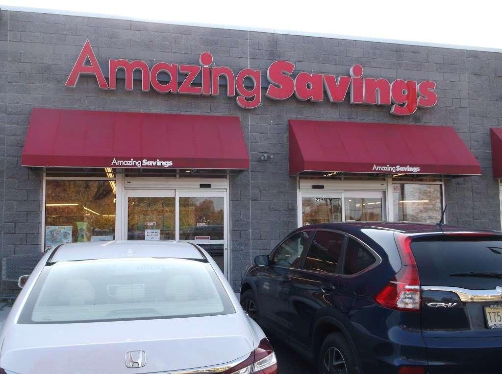Amazing Savings Clifton - store  | Photo 2 of 10 | Address: 1803, 225 Allwood Rd, Clifton, NJ 07012, USA | Phone: (973) 778-7070