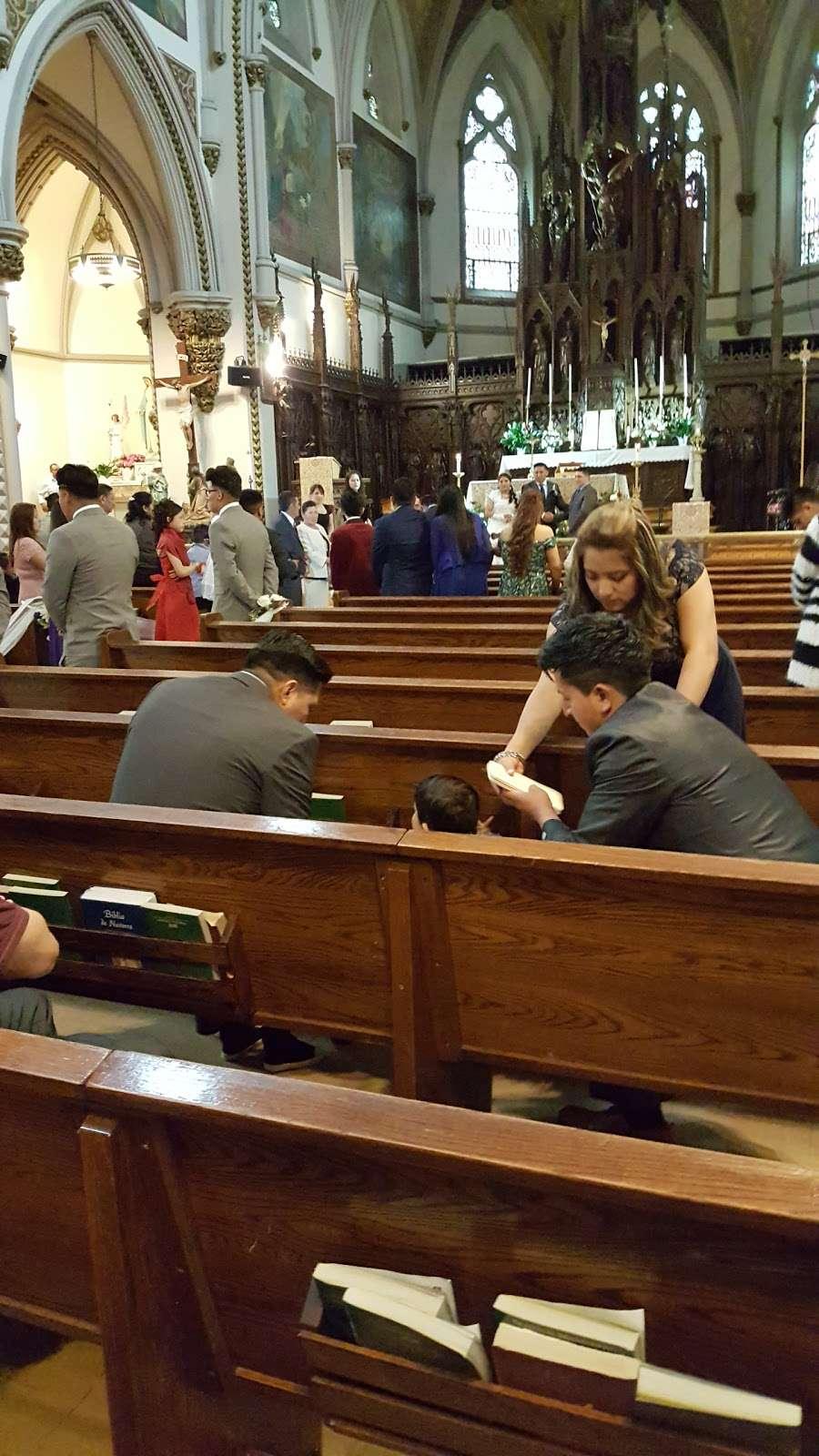 St Johns Roman Catholic Church - church  | Photo 7 of 10 | Address: 94 Ridge St, City of Orange, NJ 07050, USA | Phone: (973) 674-0110