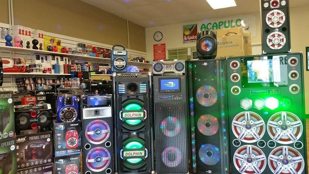 Acapulco Records - electronics store    Photo 6 of 7   Address: 3534 International Blvd, Oakland, CA 94601, USA   Phone: (510) 533-2009